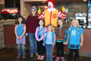 Girl Scouts Troop 242