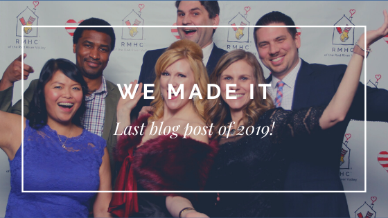 We made it Last blog post of year