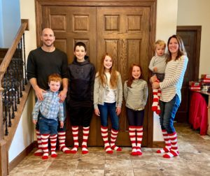 Davidson's showing their stripes #forRMHC